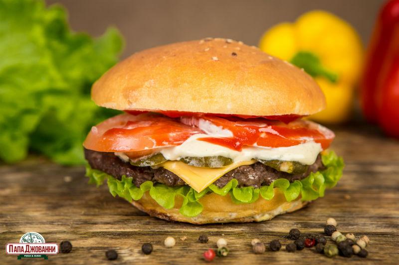 Папа бургер
